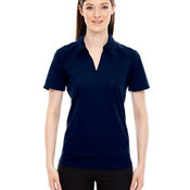 Ladies' Recycled Polyester Performance Piqué Polo