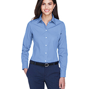 Ladies' Crown Collection™ Solid Oxford